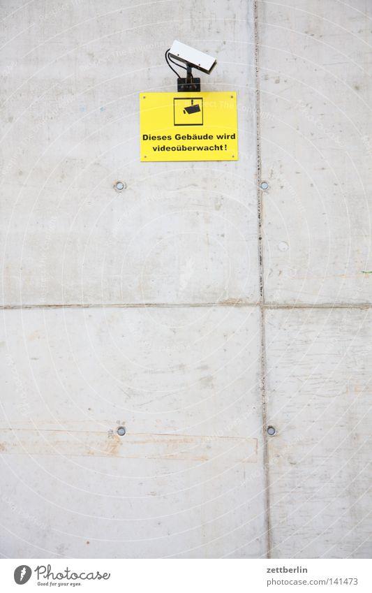 Video Fotokamera Überwachung überwachen Überwachungskamera Sicherheit Sicherheitsdienst Spitzel Angst Hollywood Detailaufnahme Macht Elektrisches Gerät