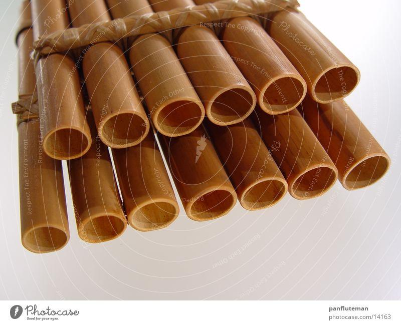 Zampona Musik Musikinstrument Bambusrohr Flöte Panflöte
