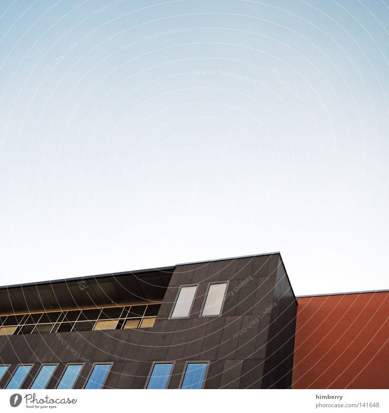 immobilien krise Berlin Information Konsulat Fassade Haus Gebäude Mauer Wand Architekt Unternehmen Arbeit & Erwerbstätigkeit Handwerk modern Klassische Moderne