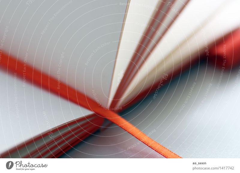 Tagebuch Farbe ruhig Lifestyle hell orange Design Büro Freizeit & Hobby modern ästhetisch Kreativität Beginn Kommunizieren lernen Buch Studium