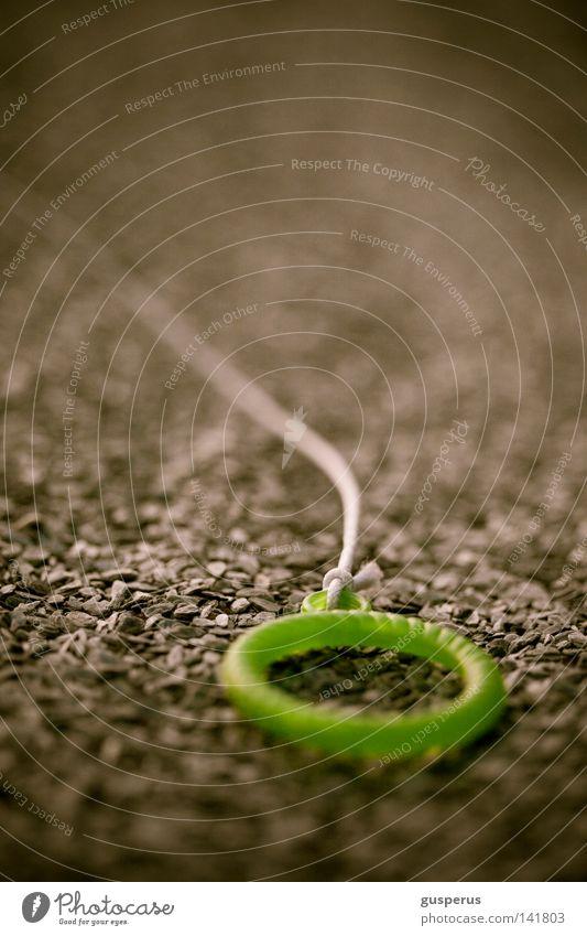 annerlangenleineee zwooo Strand Farbe Seil Kreis Dekoration & Verzierung Asphalt Kunststoff Schnur Verbindung Nähgarn Musikkassette aufhängen Makroaufnahme