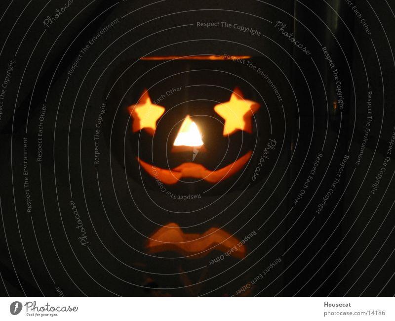 Halloween gruselig obskur Kürbis