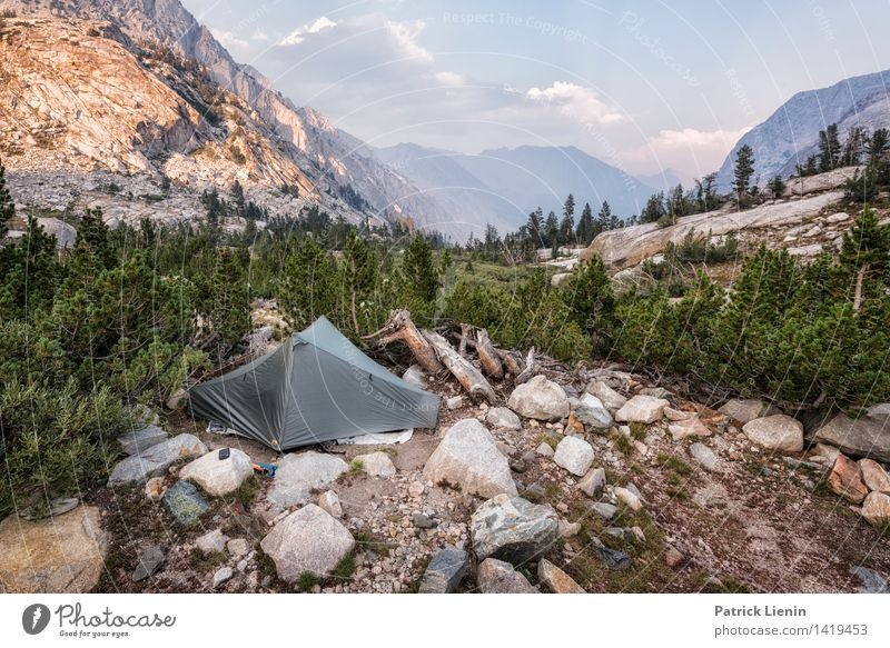 Kings Camping Himmel Natur Ferien & Urlaub & Reisen Pflanze Sommer Baum Landschaft Wolken Ferne Wald Berge u. Gebirge Umwelt Leben Freiheit Felsen Tourismus
