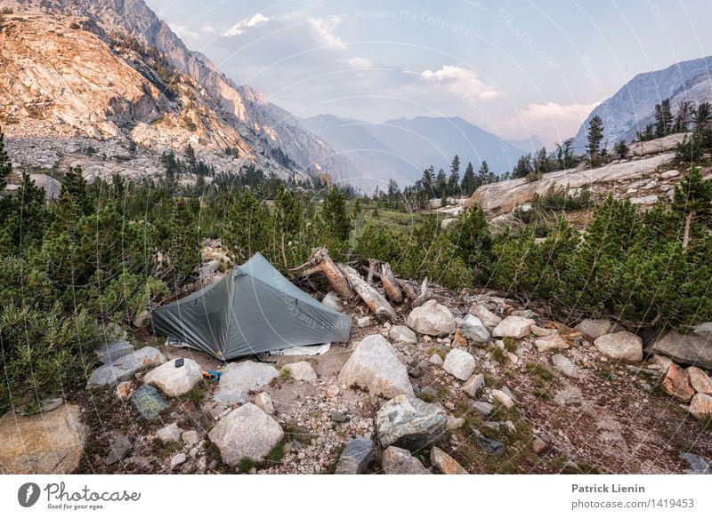 Kings Camping Wellness Leben harmonisch Ferien & Urlaub & Reisen Tourismus Ausflug Abenteuer Ferne Freiheit Berge u. Gebirge wandern Umwelt Natur Landschaft