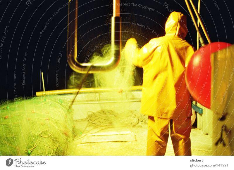 pescador1 Meer Wasserfahrzeug Netz Spanien werfen Fischer Weben