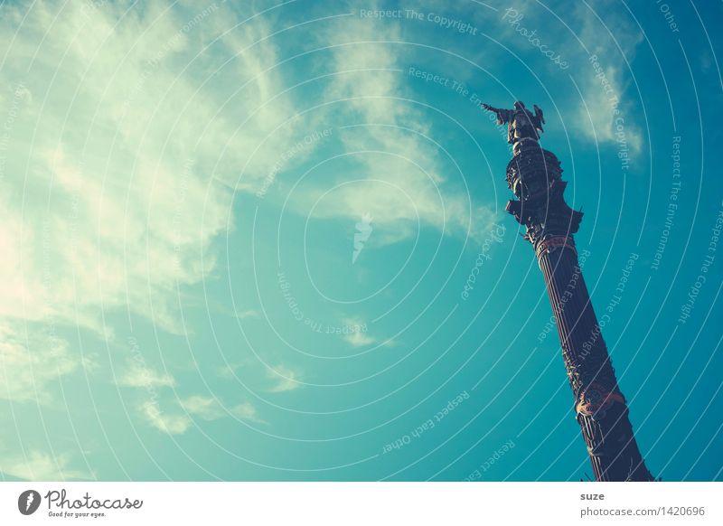 12 Grad westlich Ferien & Urlaub & Reisen Sightseeing Städtereise Kunst Skulptur Himmel Stadt Hauptstadt Stadtzentrum Bauwerk Architektur Sehenswürdigkeit