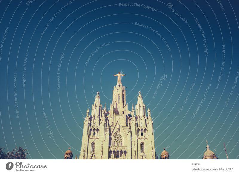 Himmelherrgottnochmal Himmel (Jenseits) Architektur Religion & Glaube Kirche Europa Kultur Platz historisch Hoffnung Bauwerk Sehenswürdigkeit Wahrzeichen