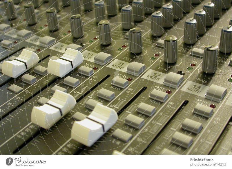 Mischpult Musikmischpult Regler Entertainment Ton