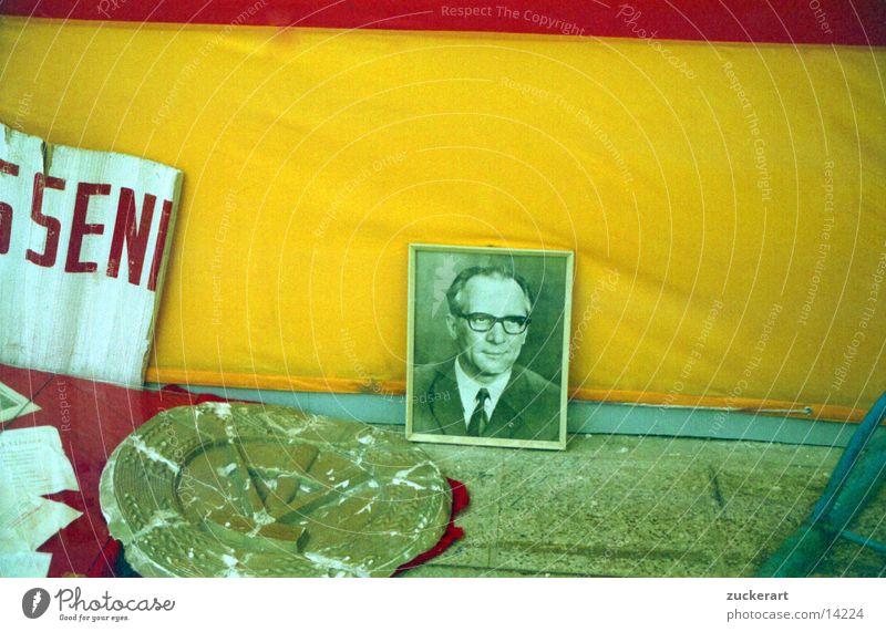 abgehangen historisch DDR Ostalgie