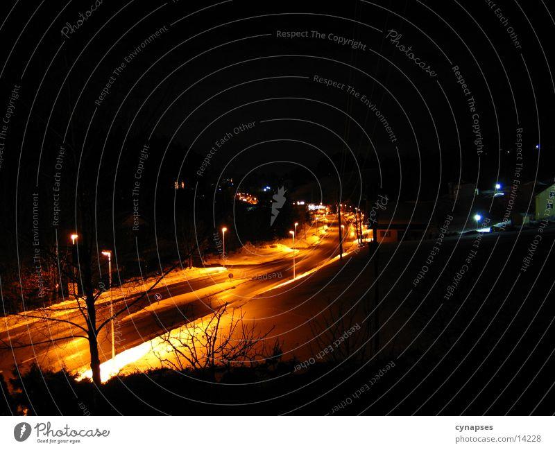 Lightway Straße Verkehr