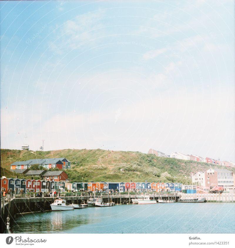 ... und im Hintergrund dudelt die Traumschiff Melodie Ferien & Urlaub & Reisen Tourismus Ausflug Abenteuer Sightseeing Städtereise Kreuzfahrt Sommerurlaub Meer