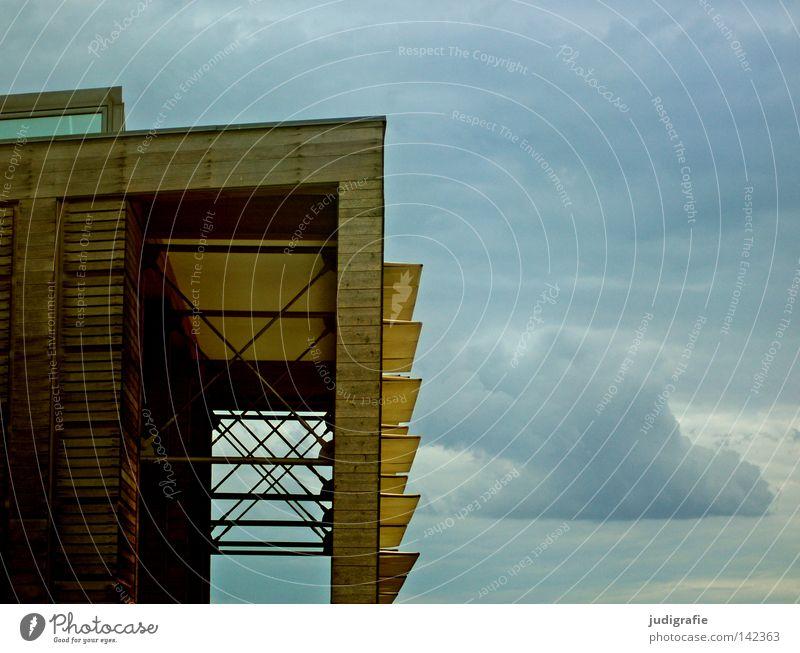 Himmelssicht Wolken Farbe Gebäude Linie Architektur Ordnung Sonnenschirm Bauwerk Hannover Wetterschutz Blende Markise Sonnensegel Stromlinie