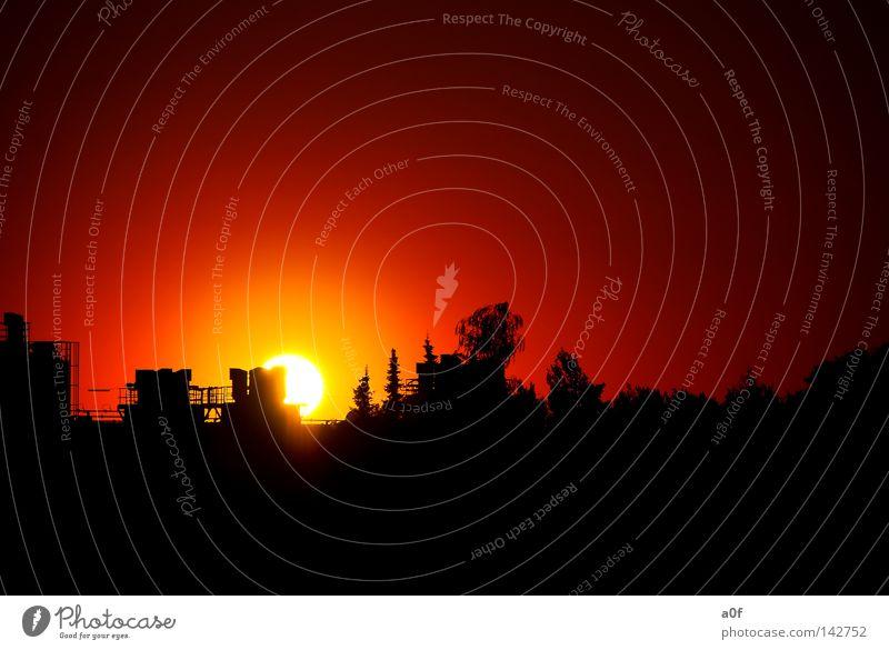 energy Natur Sonne rot schwarz Umwelt Energie Deutsche Flagge Himmelskörper & Weltall Gewerbegebiet