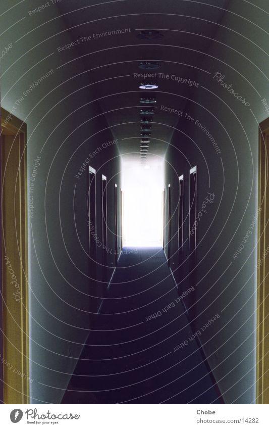 Korridor Architektur Flur Symmetrie