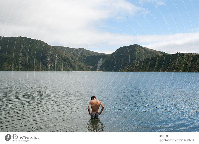 Am see baden nackt Nacktbaden in