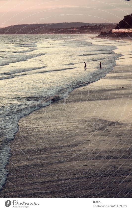 Badewanne. Himmel Natur Ferien & Urlaub & Reisen blau Sommer Wasser Erholung Meer ruhig Ferne Strand Küste Glück außergewöhnlich Freiheit Schwimmen & Baden