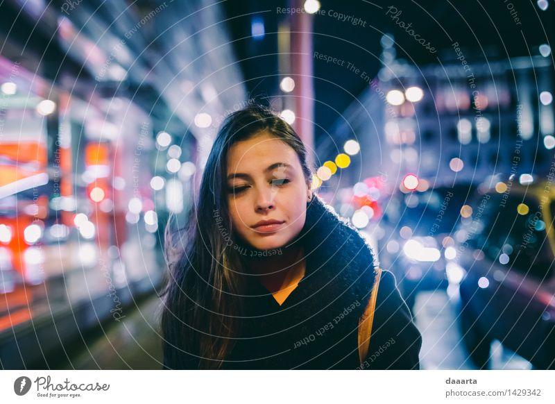 Straßen von Riga genießen Ferien & Urlaub & Reisen schön Freude Wärme Leben Gefühle feminin Stil Lifestyle Freiheit Stimmung Design wild Freizeit & Hobby