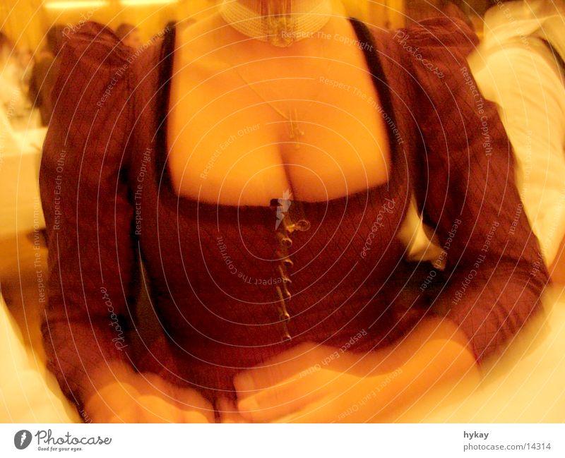 ausblicke Frau Frauenbrust Bayern Brust Eyecatcher Dekolleté Servus