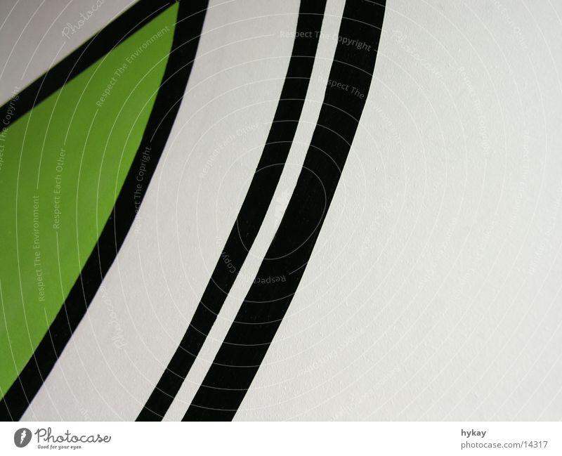 bionic 23 weiß schwarz Schwung Zoomeffekt Acryl