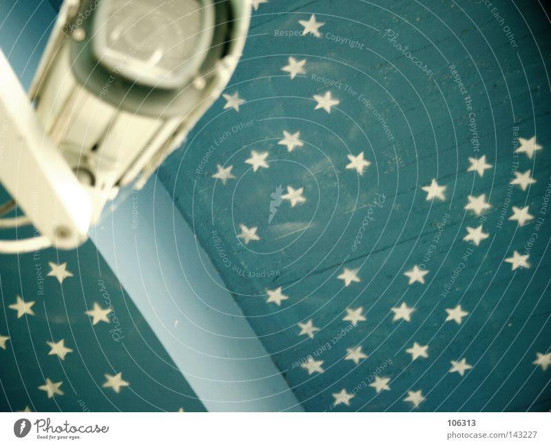 STERNENHIMMEL unter Verdacht Sicherheit Stern (Symbol) Suche Linse Anschnitt Bildausschnitt Überwachung spionieren Sicherheitsdienst Fahndung Überwachungsstaat