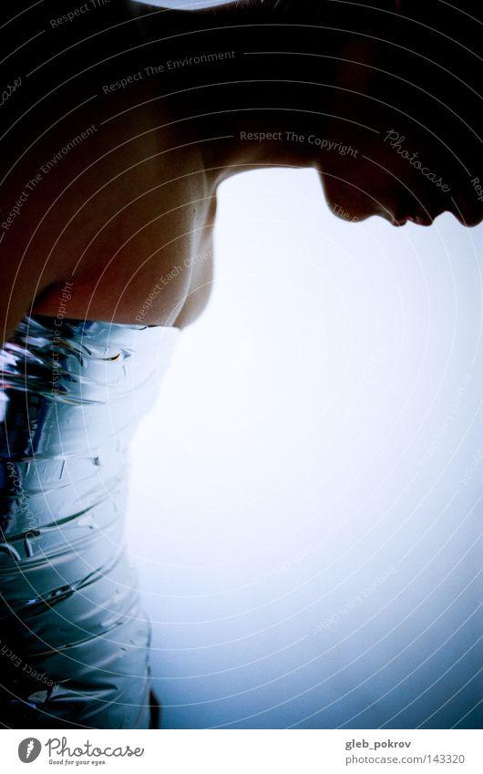 Mann Gesicht Kopf Kunst Innenarchitektur Hintergrundbild Mund Nase Bekleidung Filmindustrie Müll Medien analog Russland Kulisse Schwarzweißfoto