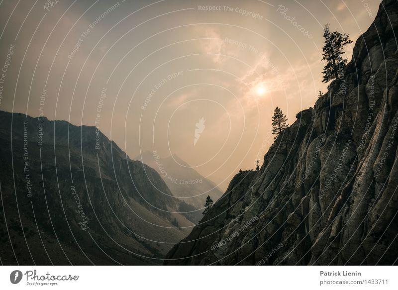 Golden Staircase Himmel Natur Sommer Baum Sonne Erholung Landschaft Wolken Ferne Wald Berge u. Gebirge Umwelt Freiheit Felsen Tourismus Zufriedenheit