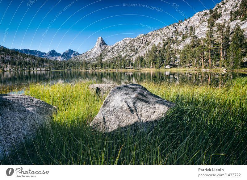Fin Dome Ferien & Urlaub & Reisen Tourismus Ausflug Abenteuer Camping Berge u. Gebirge wandern Umwelt Natur Landschaft Urelemente Himmel Wolkenloser Himmel