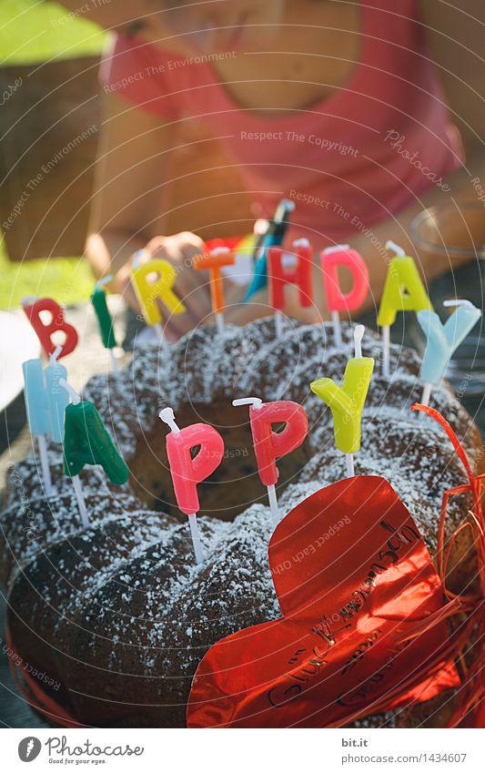 Photocase zum 14.Geburtstag... Jugendliche Junge Frau Freude feminin Glück Feste & Feiern Dekoration & Verzierung Schriftzeichen Fröhlichkeit Ernährung Kerze