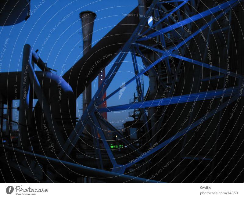 Industrial 1 historisch Norden