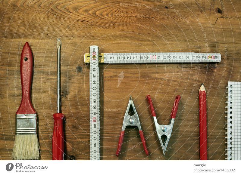 Handwerkzeug für unterwegs Freizeit & Hobby Basteln Modellbau Arbeit & Erwerbstätigkeit Beruf Handwerker Anstreicher Arbeitsplatz Baustelle