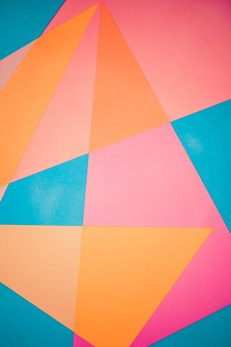 alles dreht sich blau Farbe rot Freude Gefühle Stil Spielen Lifestyle Stimmung Linie orange Design frisch Schilder & Markierungen Fröhlichkeit ästhetisch