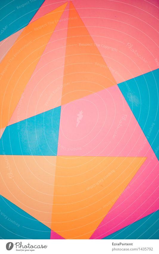 alles dreht sich Lifestyle Stil Design Spielen Zeichen Schilder & Markierungen Hinweisschild Warnschild Linie Pfeil ästhetisch Fröhlichkeit frisch blau orange