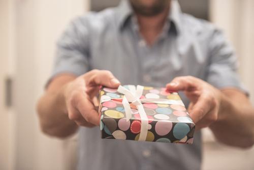 Geschenkt! Lifestyle Stil Freude Gesundheit Häusliches Leben Raum Wohnzimmer Feste & Feiern Valentinstag Muttertag maskulin Mann Erwachsene
