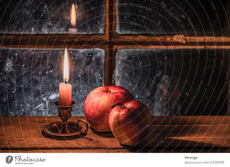 Vorweihnachtszeit Apfel Winter Kamin Feste & Feiern Weihnachten & Advent Trauerfeier Beerdigung Taufe Kunst Ausstellung Gemälde Kirche Dekoration & Verzierung
