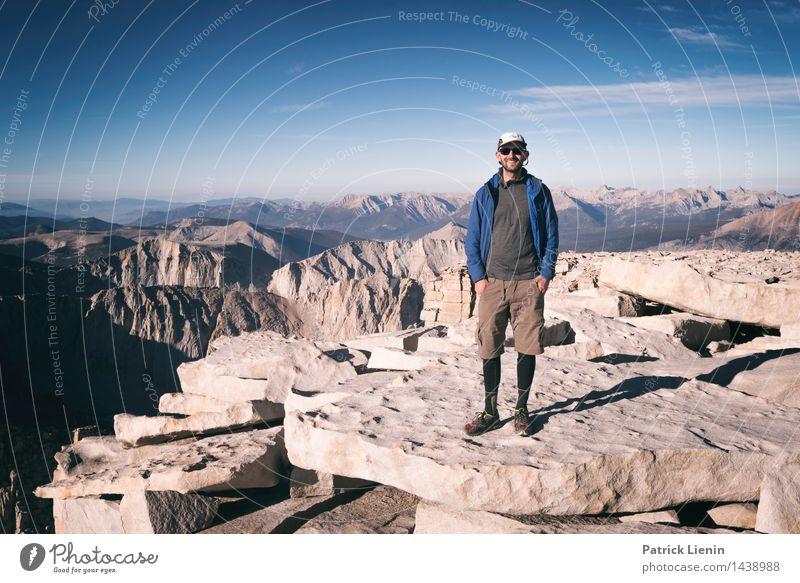 Kilometer 370 Wohlgefühl Zufriedenheit Ferien & Urlaub & Reisen Tourismus Ausflug Abenteuer Ferne Freiheit Camping Sommer Berge u. Gebirge wandern Mensch