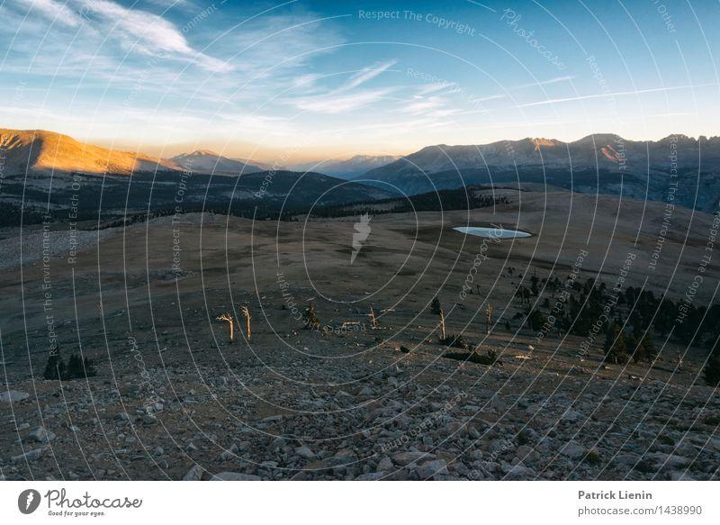 Tawny Point harmonisch Wohlgefühl Ferien & Urlaub & Reisen Ausflug Abenteuer Berge u. Gebirge wandern Umwelt Natur Landschaft Pflanze Erde Himmel Wolken Sonne