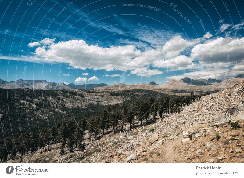 High Sierra Wellness harmonisch Wohlgefühl Zufriedenheit Sinnesorgane Ferien & Urlaub & Reisen Tourismus Ausflug Abenteuer Ferne Freiheit Expedition Sommer