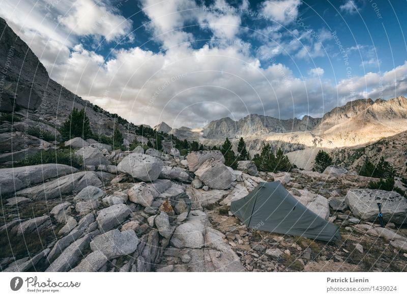 Wolkenhotel Himmel Natur Ferien & Urlaub & Reisen Sommer Sonne Erholung Landschaft ruhig Ferne Berge u. Gebirge Umwelt Freiheit Felsen Zufriedenheit Wetter