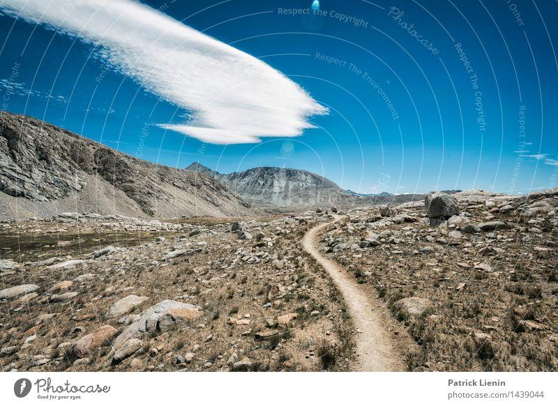 Weitwelt Wellness Zufriedenheit Ferien & Urlaub & Reisen Tourismus Ausflug Abenteuer Ferne Expedition Camping Sommer Sonne Berge u. Gebirge wandern Umwelt Natur