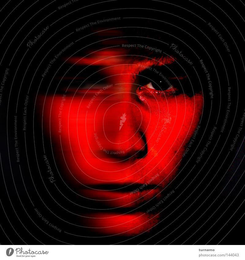 dear diary, Aggression rot Gesicht Blick böse Vergangenheit verringern verschwunden brechen verlieren Tagebuch schlecht zurückziehen gefährlich Wut Ärger Trauer