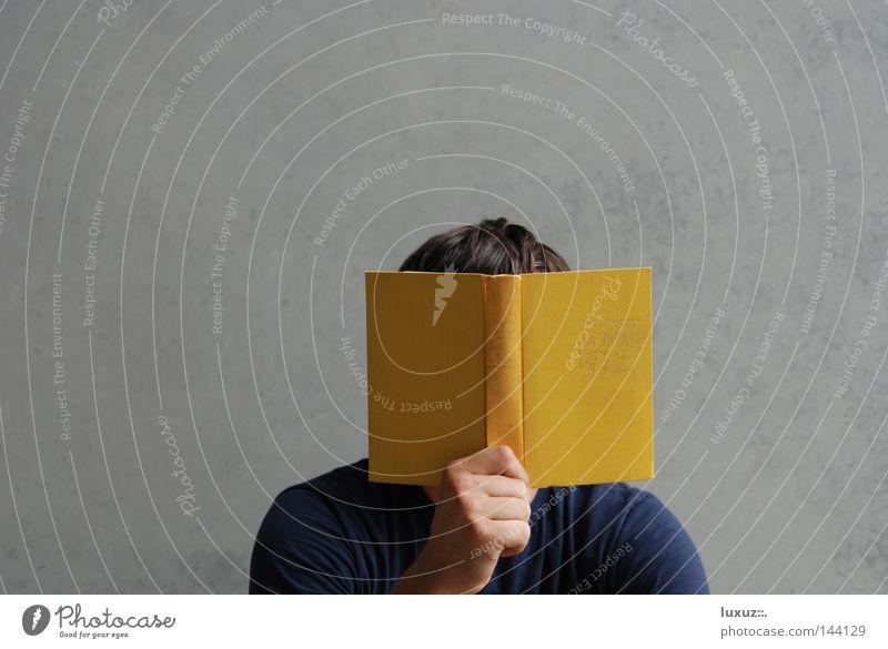 ... lernt Hans nimmermehr Buch lesen Lexikon Bildung Wissenschaften Studie Arbeit & Erwerbstätigkeit Student Kommunizieren Werbung kompendium wikipedia lernen
