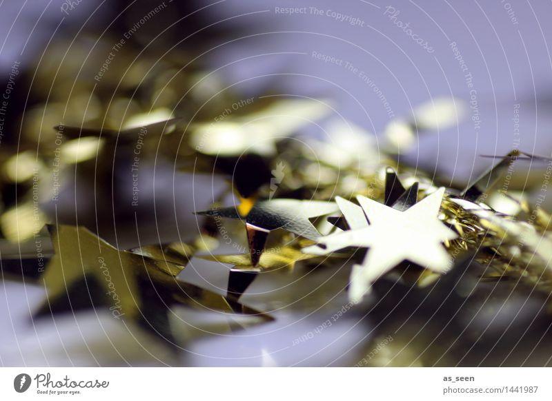 Sternenfunkeln Lifestyle Stil Design harmonisch Weihnachten & Advent Silvester u. Neujahr Stern (Symbol) glänzend ästhetisch Coolness elegant trendy modern