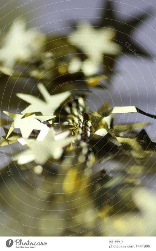 Sternenzauber Lifestyle elegant Stil Design harmonisch clubbing Feste & Feiern Weihnachten & Advent Silvester u. Neujahr Stern (Symbol) glänzend trendy Kitsch