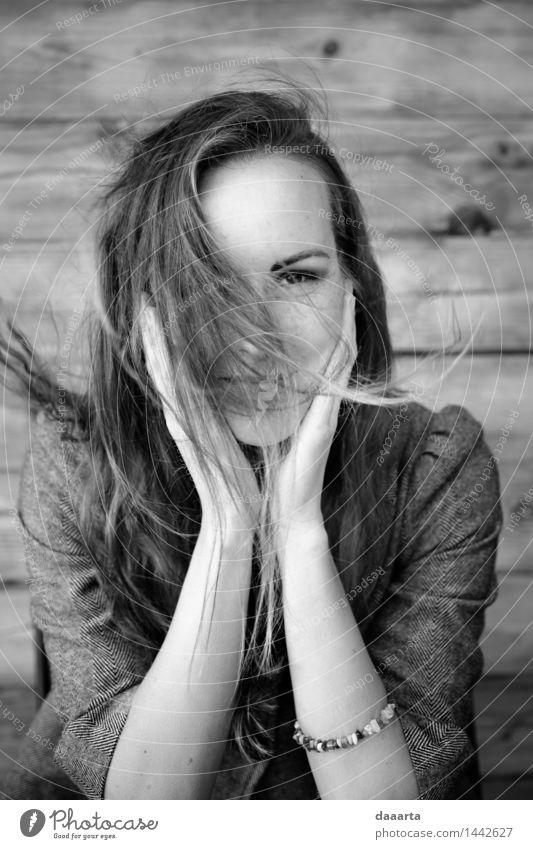 verwirrt Lifestyle elegant Stil Design Freude Schminke Leben harmonisch Freizeit & Hobby Spielen Ferien & Urlaub & Reisen Ausflug Abenteuer Freiheit Flirten