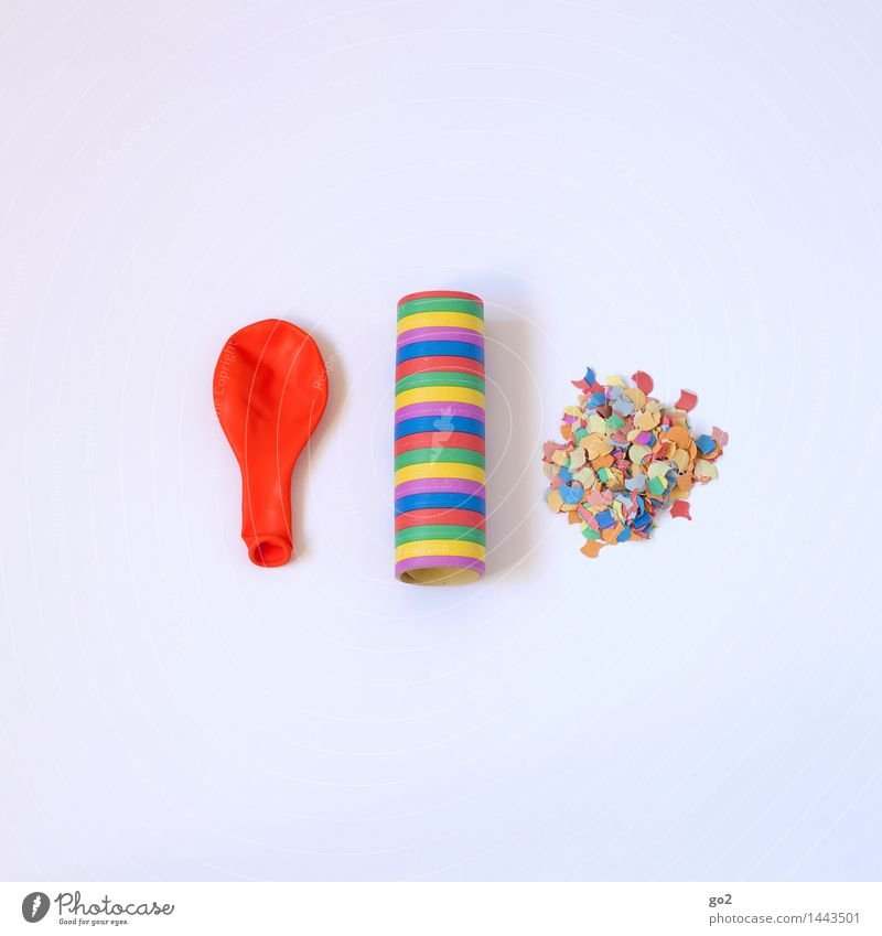 Vorfreude Farbe Freude Feste & Feiern Party Dekoration & Verzierung Geburtstag Fröhlichkeit Luftballon Veranstaltung Silvester u. Neujahr Karneval Nachtleben