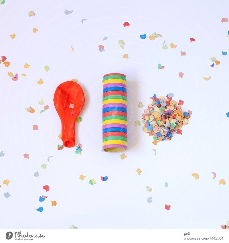 Party Freude Feste & Feiern Dekoration & Verzierung Geburtstag Fröhlichkeit ästhetisch Lebensfreude Luftballon Veranstaltung Silvester u. Neujahr Karneval