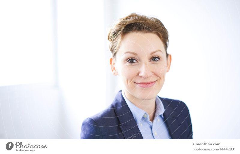 Bewerbung feminin Gesicht 1 Mensch 30-45 Jahre Erwachsene Coolness elegant Erfolg Freundlichkeit Fröhlichkeit frisch Gesundheit Glück schön einzigartig lustig