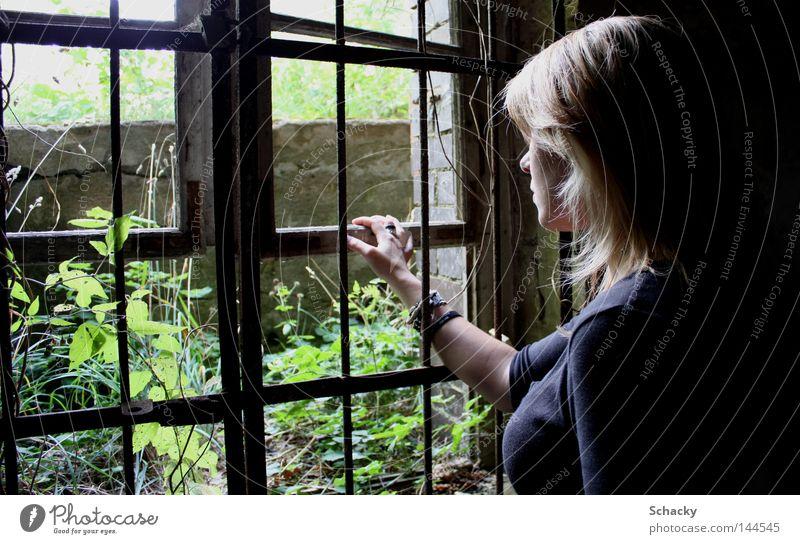 Gedankenschrei dunkel Gefühle Angst frei Sehnsucht Schmerz Verzweiflung Flucht Trennung