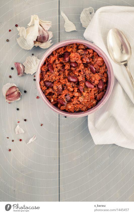 Tofu Chili Gesunde Ernährung rot Speise Gesundheit Holz grau Lebensmittel rosa frisch Kochen & Garen & Backen Scharfer Geschmack Bioprodukte heiß