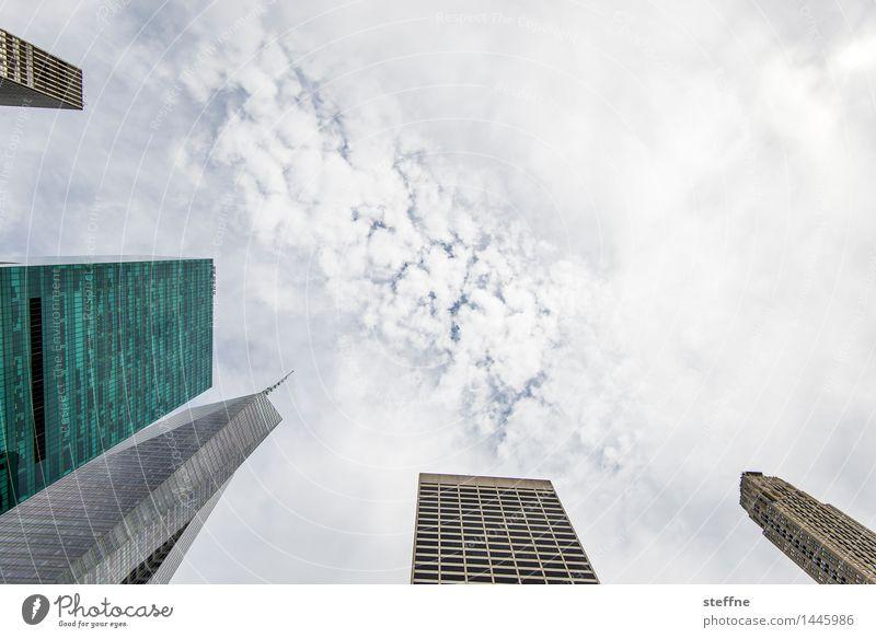 NYC |14 New York City Manhattan USA Stadt Stadtleben Hochhaus Skyline ästhetisch Freiheit Amerika bryant park